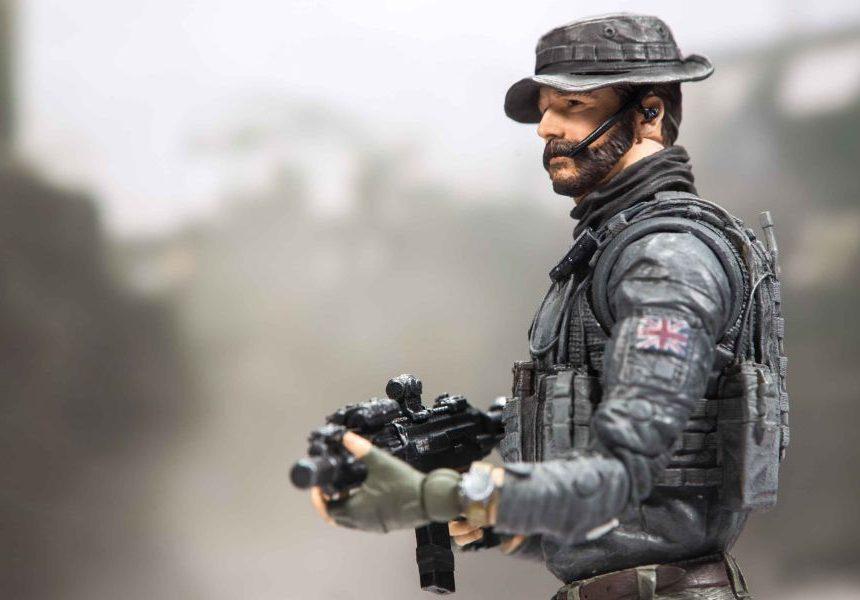 w 4. sezonie Call of Duty Modern Warfare powraca Captain Price