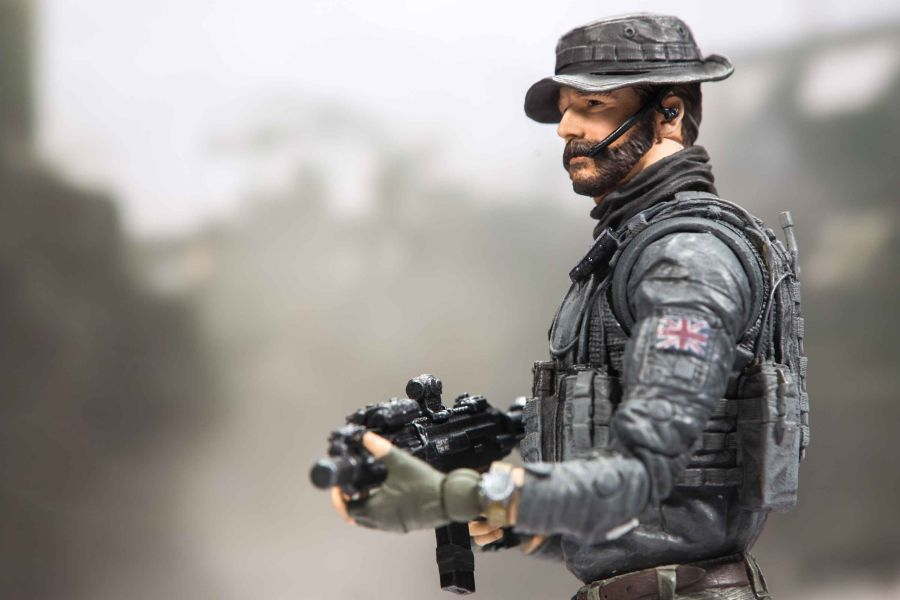 w 4. sezonie Call of Duty Modern Warfare powraca Captain Price