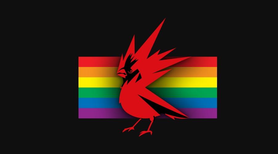 CD Projekt RED popiera LGBT na Facebooku!