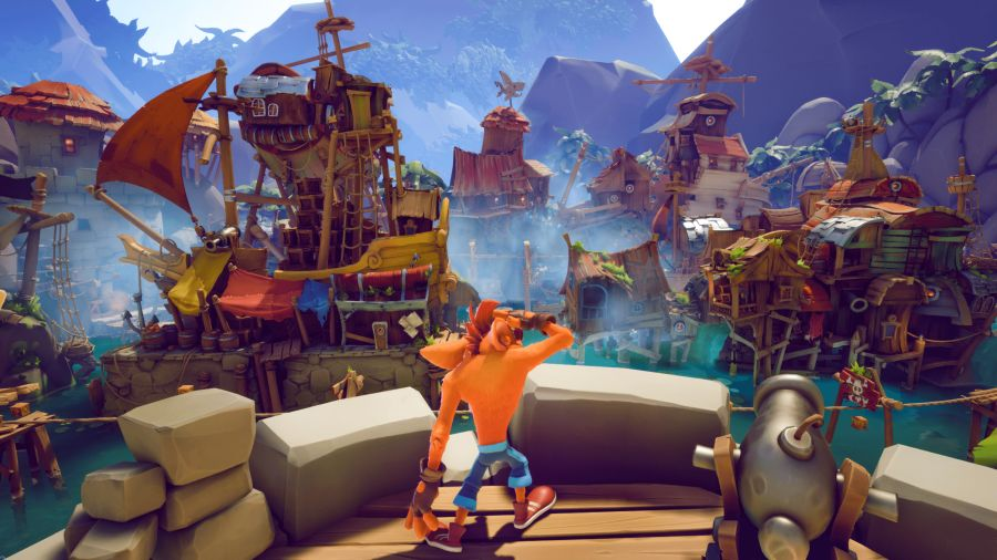 Crash Bandicoot 4: Najwyższy Czas wyjdzie na PS4 i Xbox One