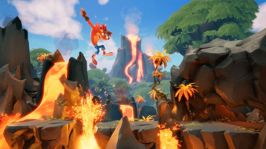 premiera Crash Bandicoot 4: Najwyższy Czas jeszcze w tym roky