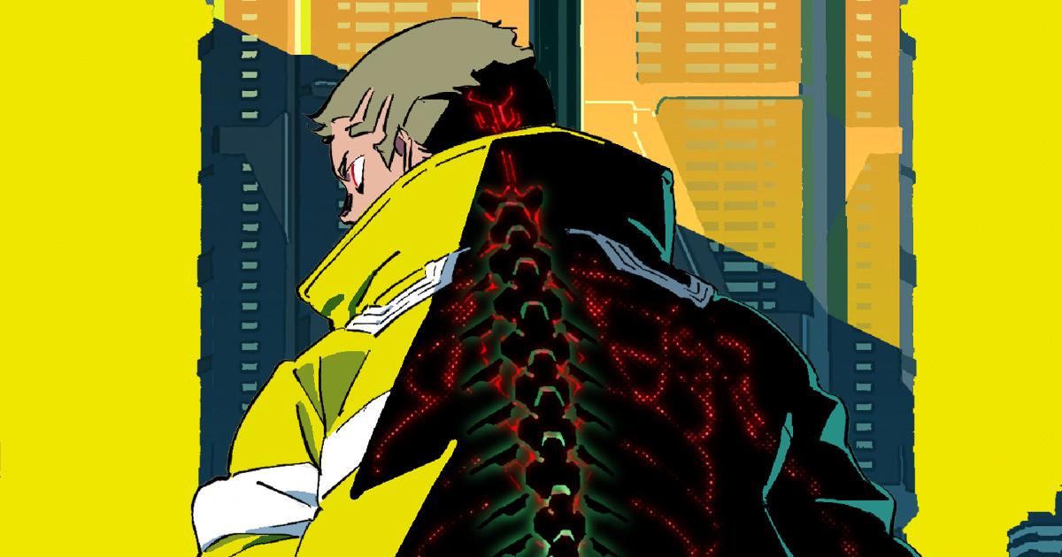 Cyberpunk: Edgerunners to anime, które wyprodukuje Netflix