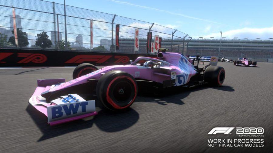 w F1 2020 jest już tor w Hanoi