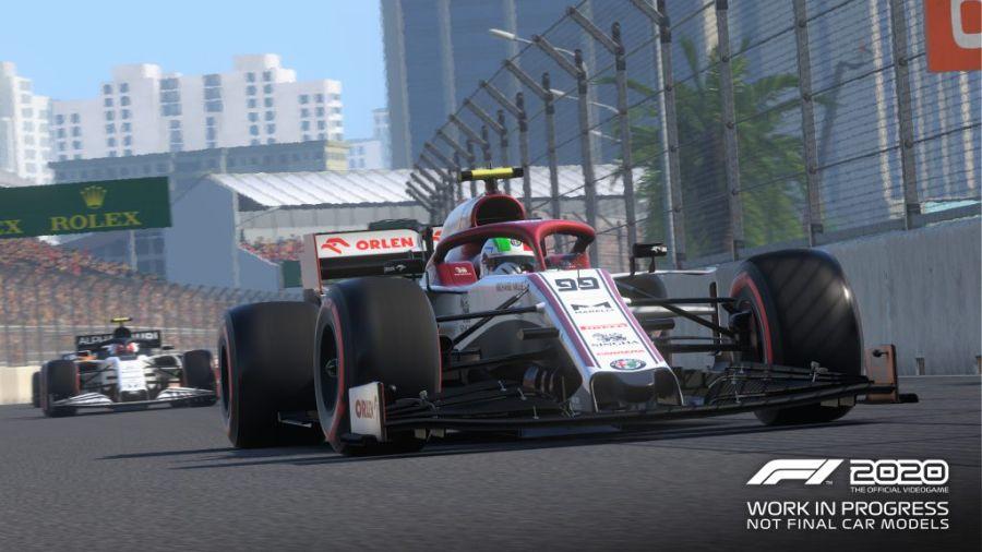 F1 2020. Premiera corocznego hitu już dziś!