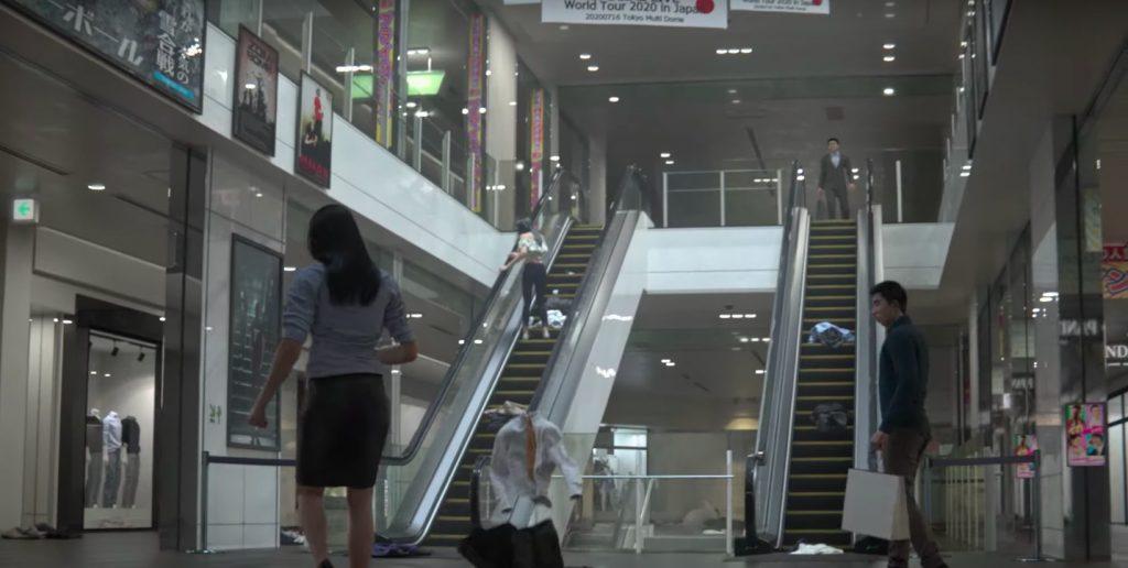 w Ghostwire Tokyo tytułowe miasto zostało opanowane przez demony
