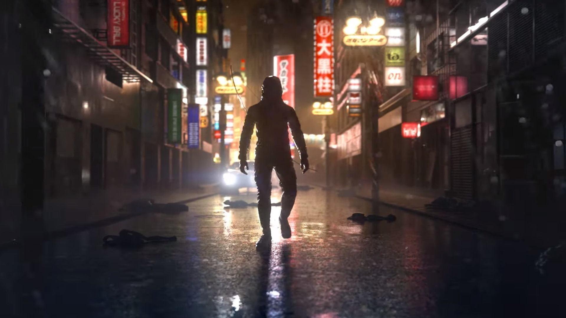 premiera Ghostwire Tokyo już w 2021 roku!
