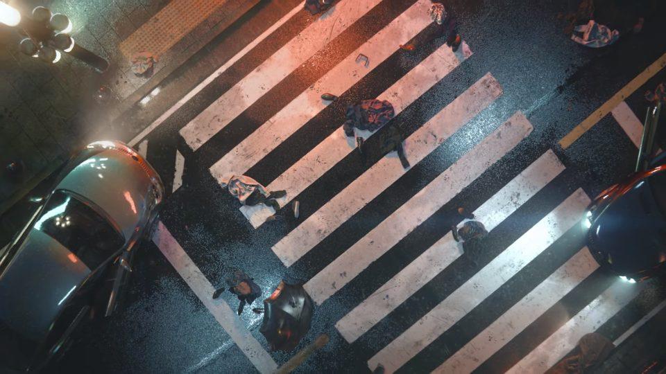 Ghostwire Tokyo to jedna z najgorętszych premiera na PS5
