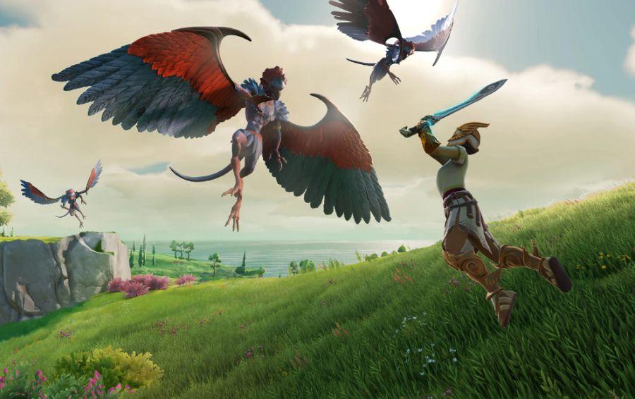 gameplay Gods & Monsters polegał będzie na walce z mitycznymi stworami