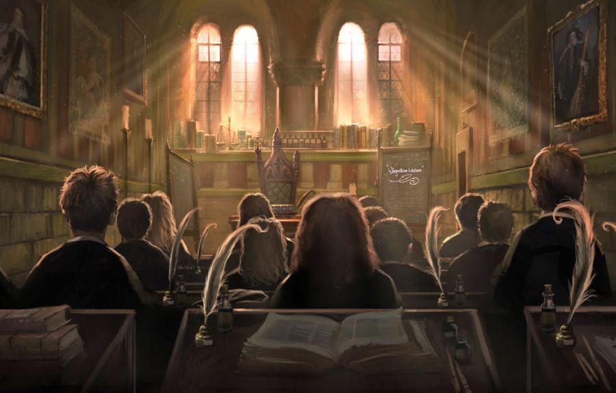plotki o grze Hogwarts: Dark Legacy