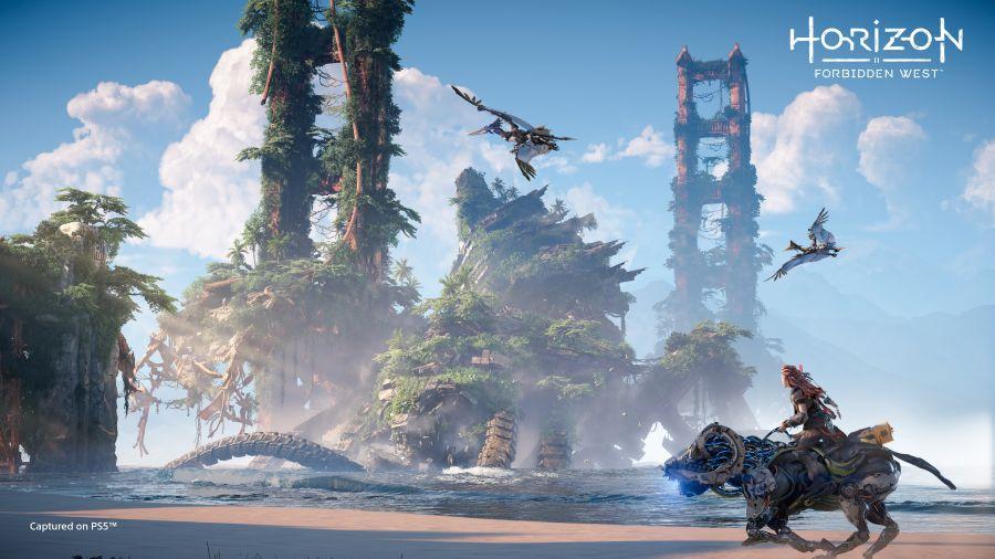 pojawiają się plotki o możliwym trybie co-op w Horizon 2: Forbidden West