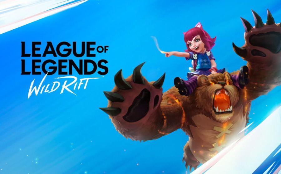 gameplay League of Legends: Wild Rift pozwala nam porównać odsłonę mobilną z wersją PC