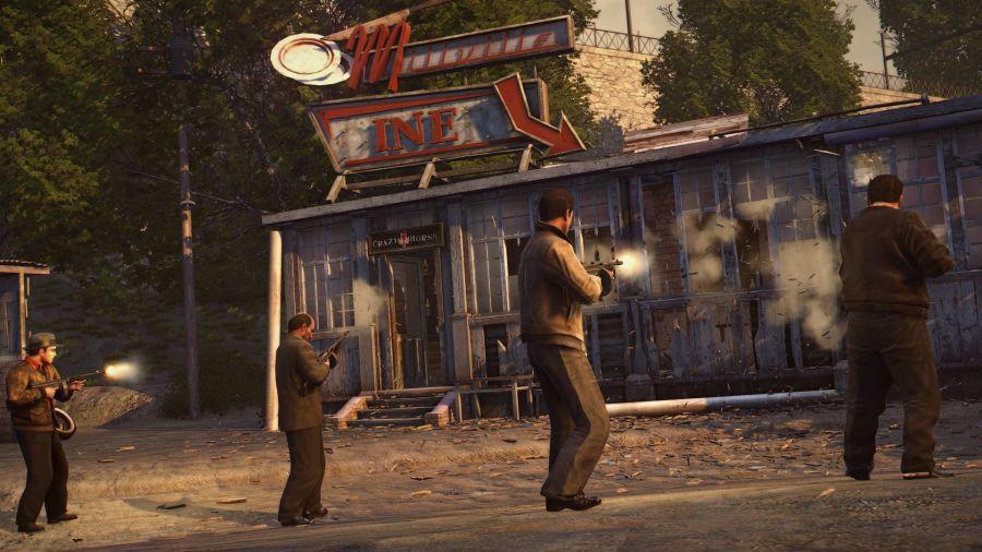 w Mafia 2 Edycja Ostateczna naprawdę warto zagrać!