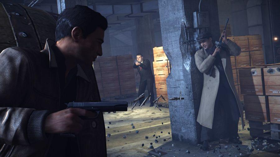 Mafia 2: Edycja Ostateczna nie różni się mocno od oryginału