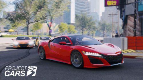 w Project Cars 3 chodzi przede wszystkim o prędkość