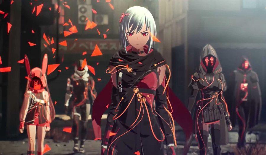 Scarlet Nexus ukaże się także na PS5