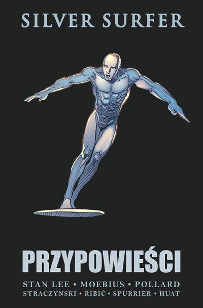 okładka komiksu Silver Surfer. Przypowieści