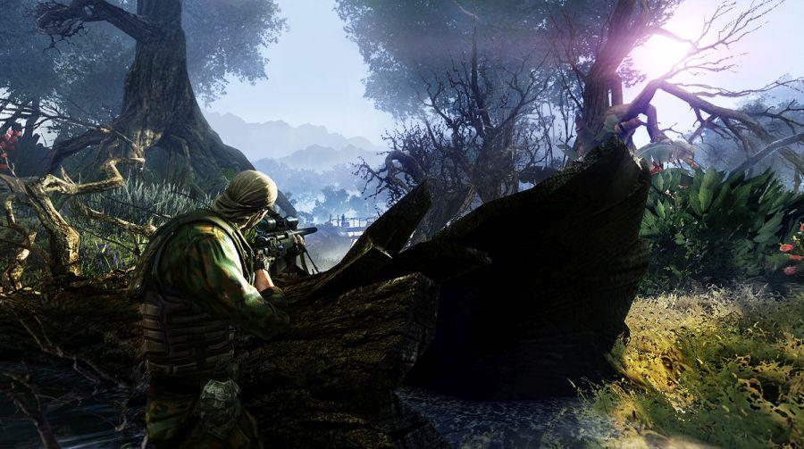 w Sniper: Ghost Warrior Contracts 2 wcielimy się w tytułowego snajpera
