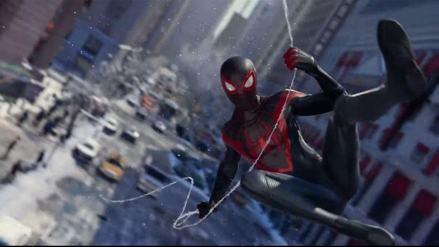premiera Spider-Man Miles Morales już na PS5!