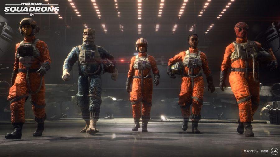 premiera Star Wars: Squadrons jeszcze w tym roku!
