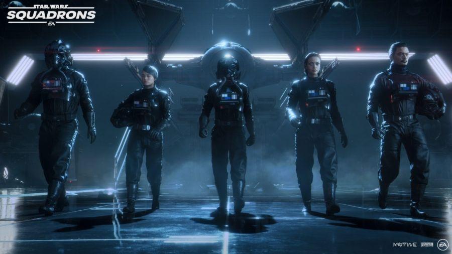 kosmiczne bitwy 5 vs 5 wyciągną z gry esencję Gwiezdnych Wojen