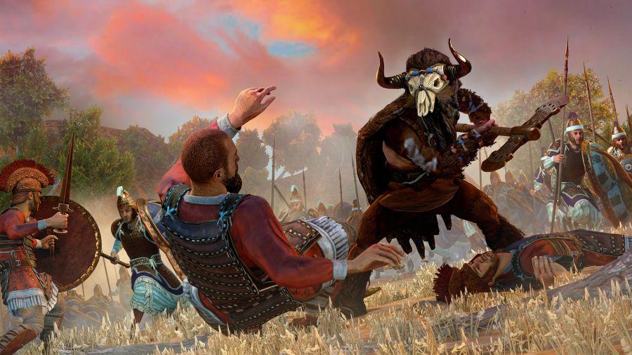Total War Saga: Troy przeniesie nas do starożytnej Grecji.