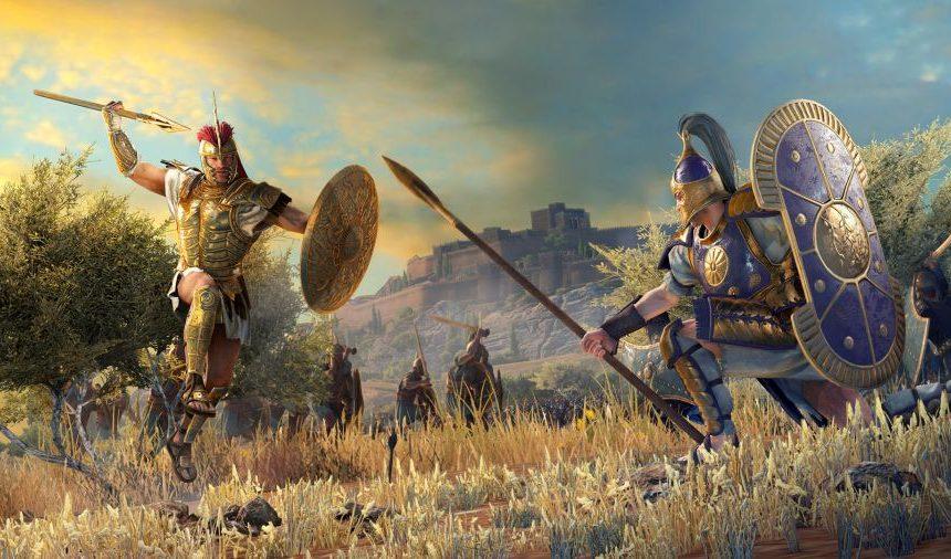 Total War Saga: Troy to kolejna gra osadzona w starożytnej Grecji