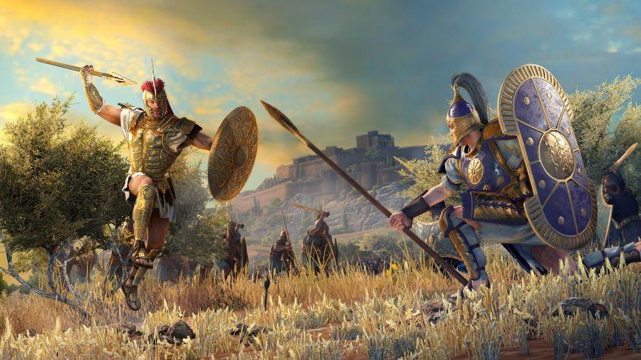 Total War Saga: Troy za darmo w dniu premiery!