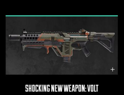 Volt SMG to nowa broń w 6. sezonie Apex Legends.