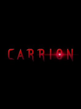 Okładka gry Carrion.