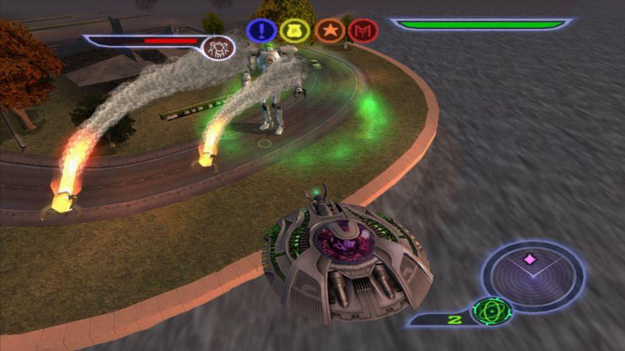 pierwotna wersja Destroy All Humans wyszła w 2005 roku