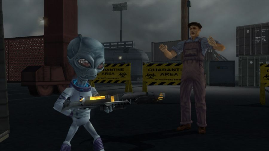 premiera remake'u Destroy All Humans już w lipcu!