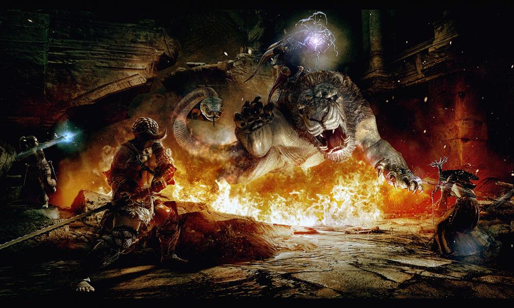 Netflix wyprodukuje anime na podstawie Dragon's Dogma!