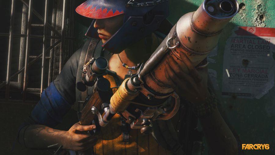 W Far Cry 6 będziemy mogli wcielić się tak w kobietę, jak i mężczyznę.