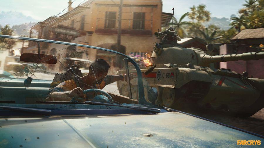 Akcja Far Cry 6 przeniesie nas do republiki bananowej.
