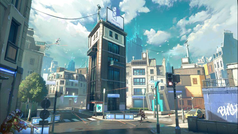 Czy Ubisoft wbije się wraz z Hyper Scape w rynek darmowych strzelanek battle royale?