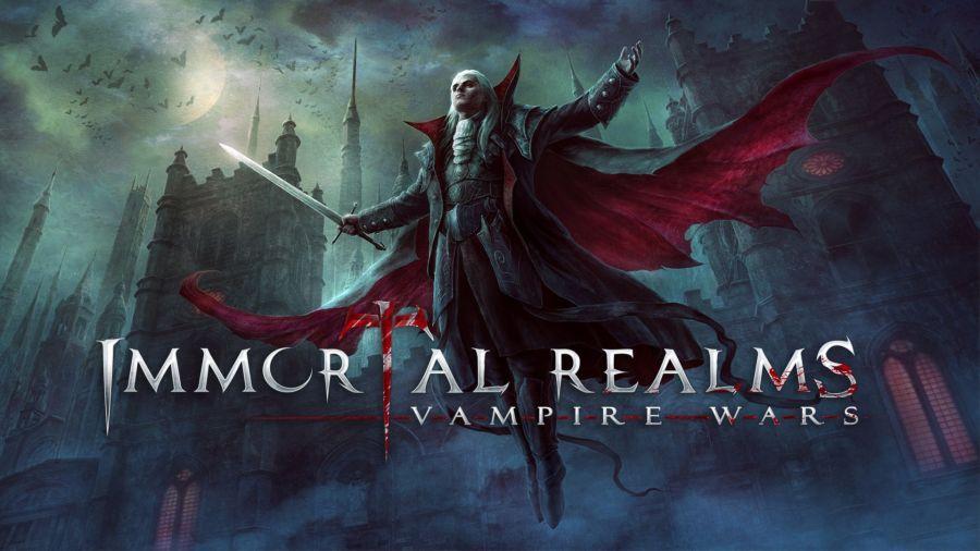 W Immortal Realms: Vampire Wars rozgrywka toczy się pomiędzy trzema klanami wampirów.