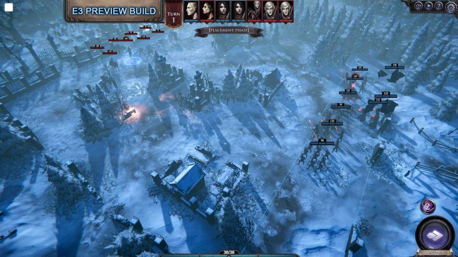 Immortal Realms: Vampire Wars dostępne jest już w przedsprzedaży.