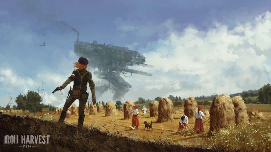Premiera Iron Harvest już we wrześniu!