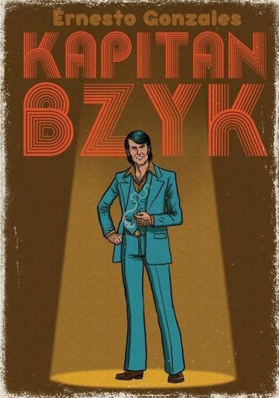 okładka komiksu Kapitan Bzyk