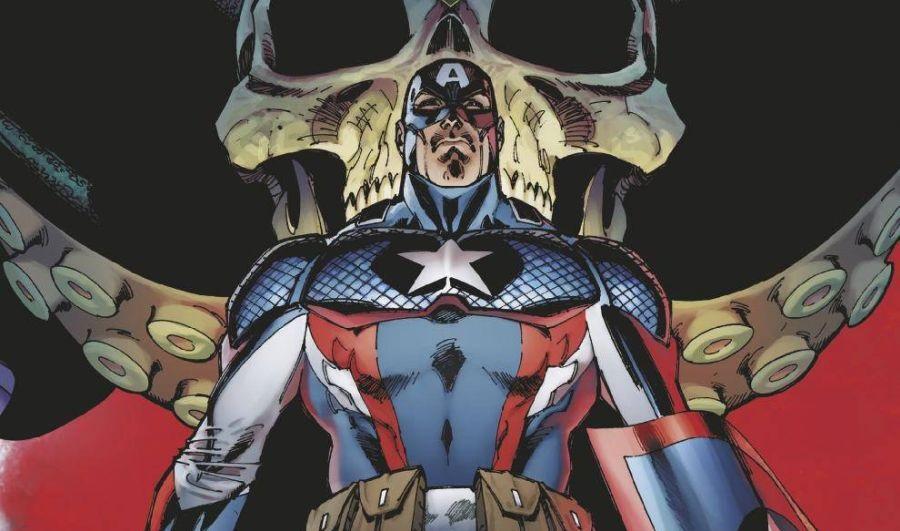 Kapitan Ameryka zostaje faszystą. Raport z trykotów #2