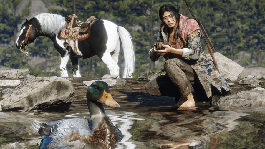 The Naturalist to najnowsza aktualizacja do Red Dead Online
