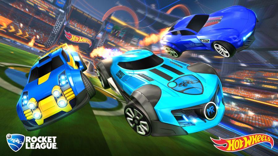 Epic Games przejęło Psyonix, twórców Rocket League.