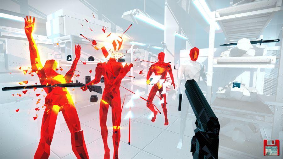 Superhot: Mind Control Delete. Premiera dodatku w połowie lipca