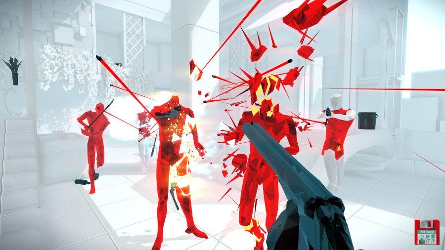 premiera nowego dodatku do Superhot już w lipcu!