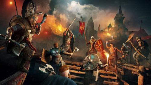 Na Ubisoft Forward została podana data premiery Assassin's Creed Valhalla