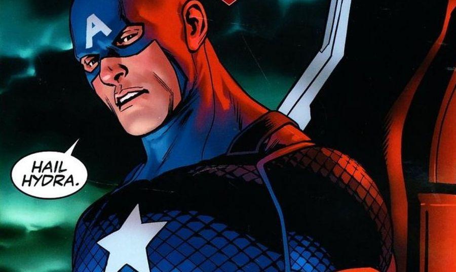 Tajne Imperium to komiks, w którym Steve Rogers jest faszystą.
