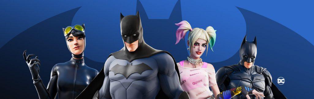 Fortnite. Batman i Joker wkraczają do gry!