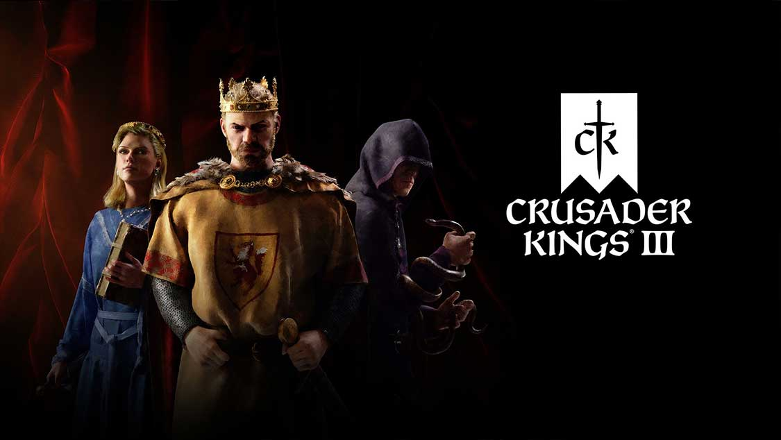 Crusader Kings III [RECENZJA]