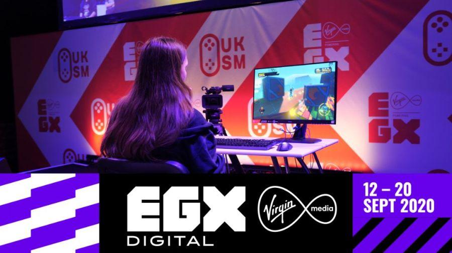 EGX Digital 2020 odbędzie się w dniach 12-20 września.