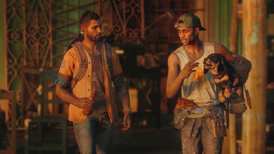 Far Cry 6. Chorizo to najsłodszy kompan w historii gier?